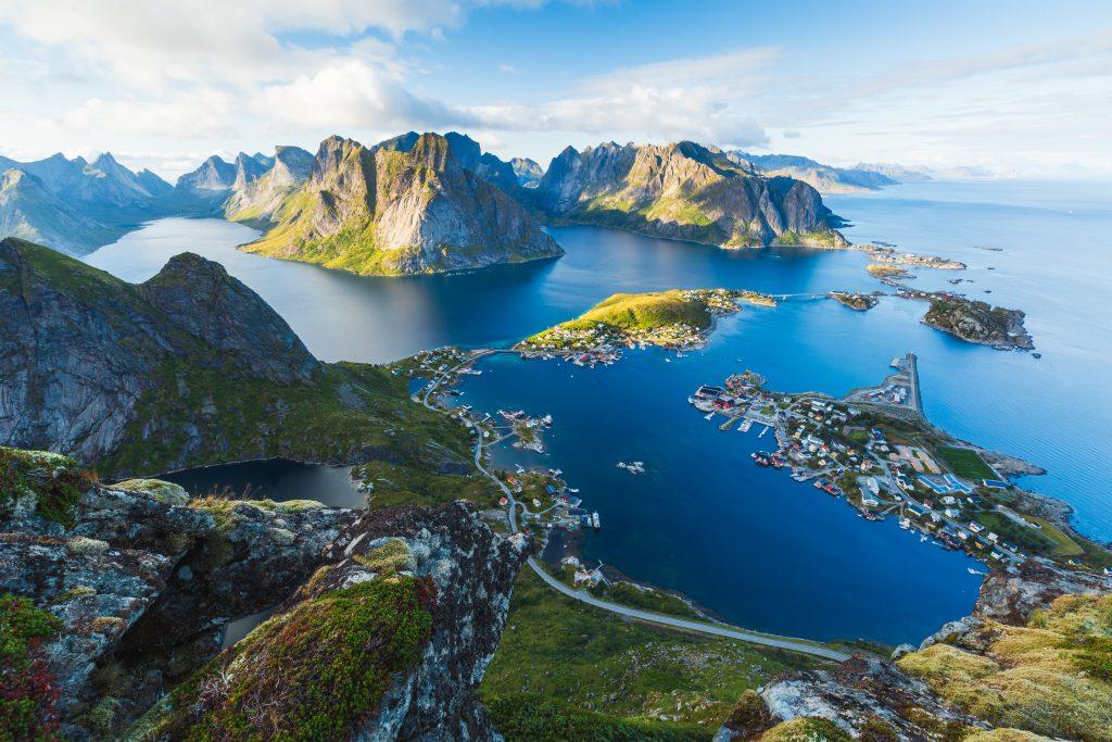 4 narodowe szlaki Norwegii, które musisz zwiedzić kamperem
